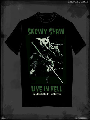 SNOWY - LIVE IN HELL ...
