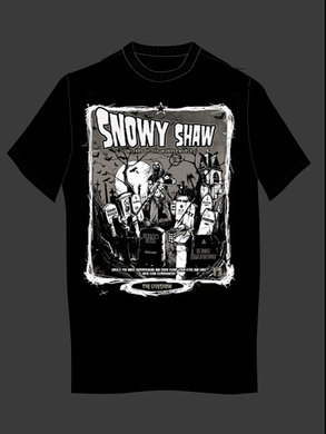 SNOWY SHAW - THE LIVESHOW (BLACK)