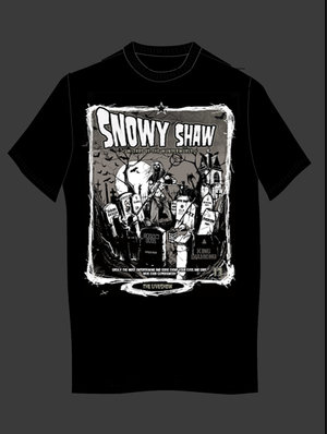 SNOWY SHAW - THE LIVESHOW (BLACK)
