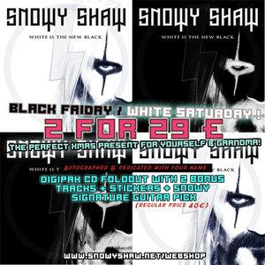 BLACK FRIDAY VS WHITE SATURDAY : SPECIAL OFFER