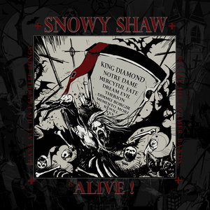 SNOWY SHAW..is Alive!